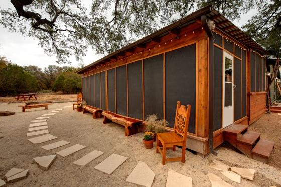 writing barn
